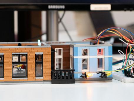 Lager fremtidens smarthus