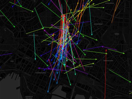 Forsker på festivaldata fra by:Larm