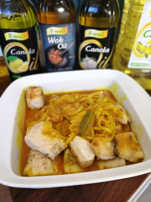 Pickled Curry Fish