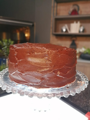 The Amazing Chocolate Cake
