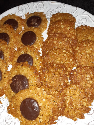Spicy Oats Biscuits