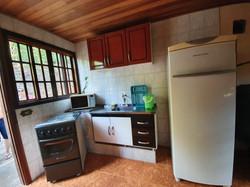 cozinha chalé pequeno