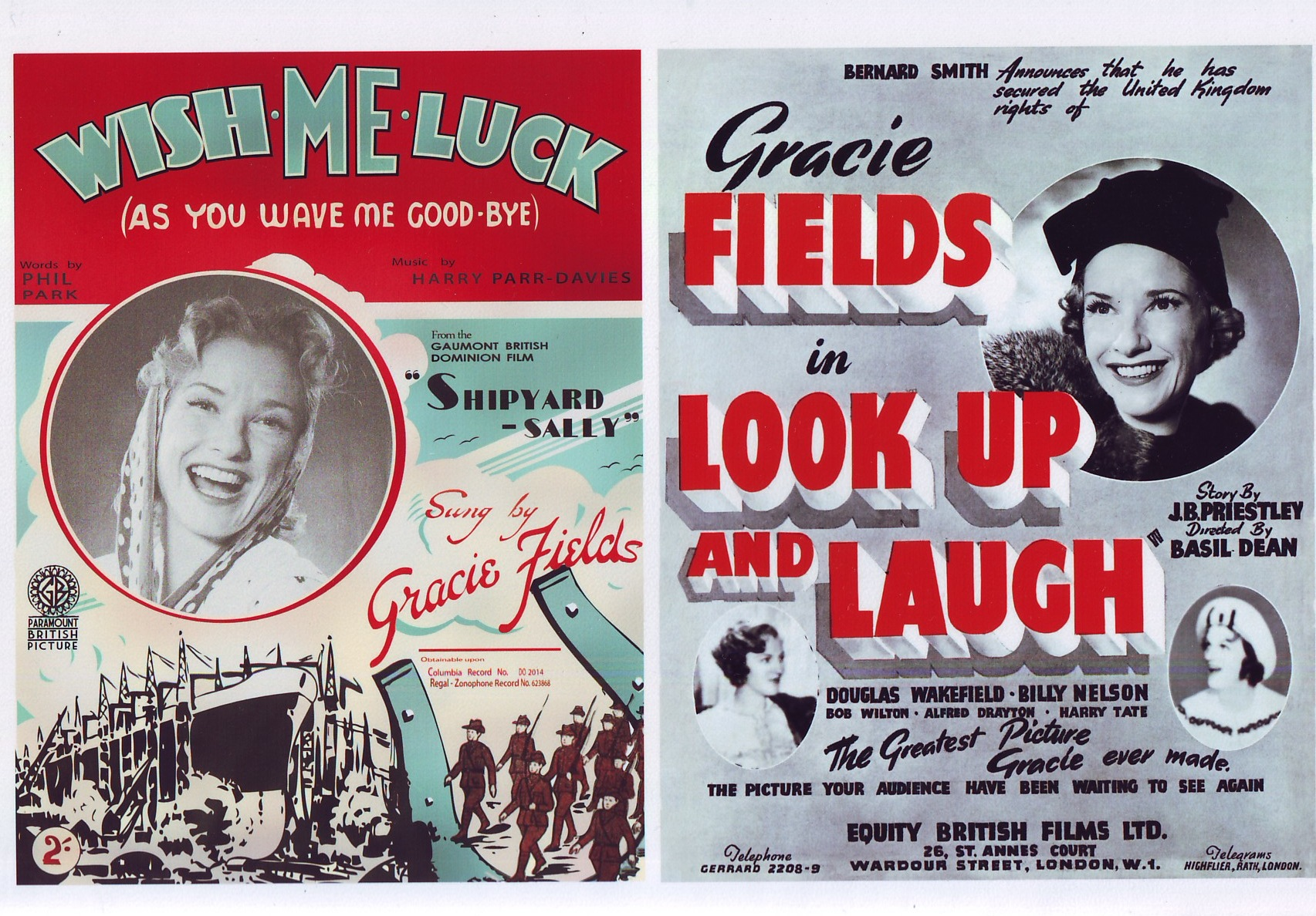 Gracie Fields Posters