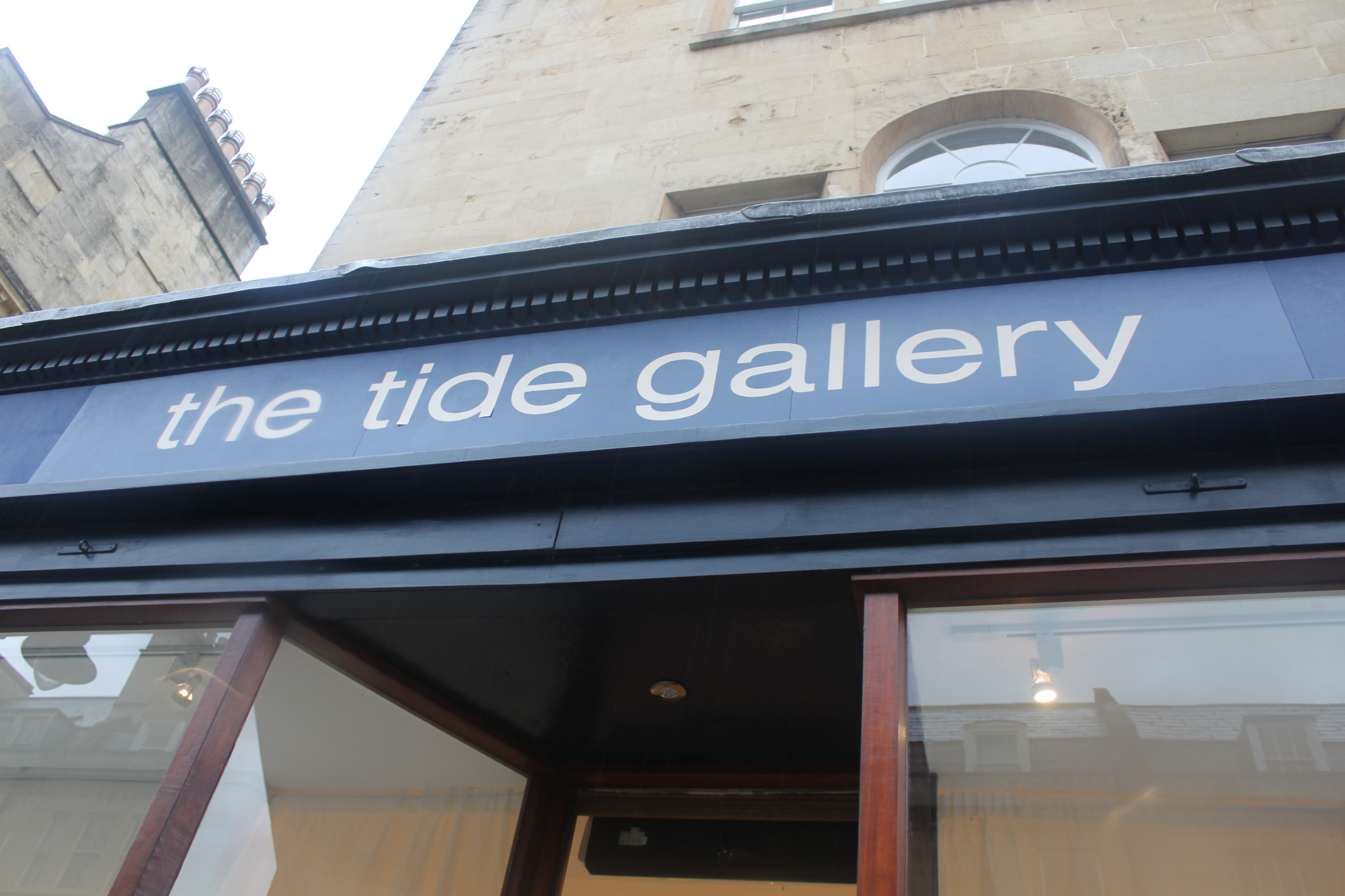 Local Gallery Shop Front