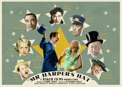 1940s Fictional Film Poster 1
