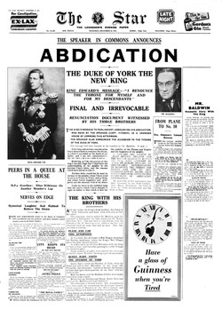 1936 The Star