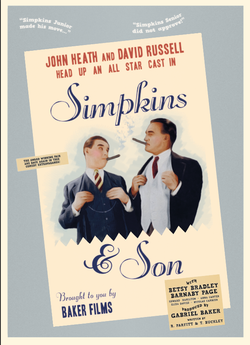 1940s Fictional Film Poster 3