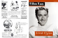 1940's Film Magazine