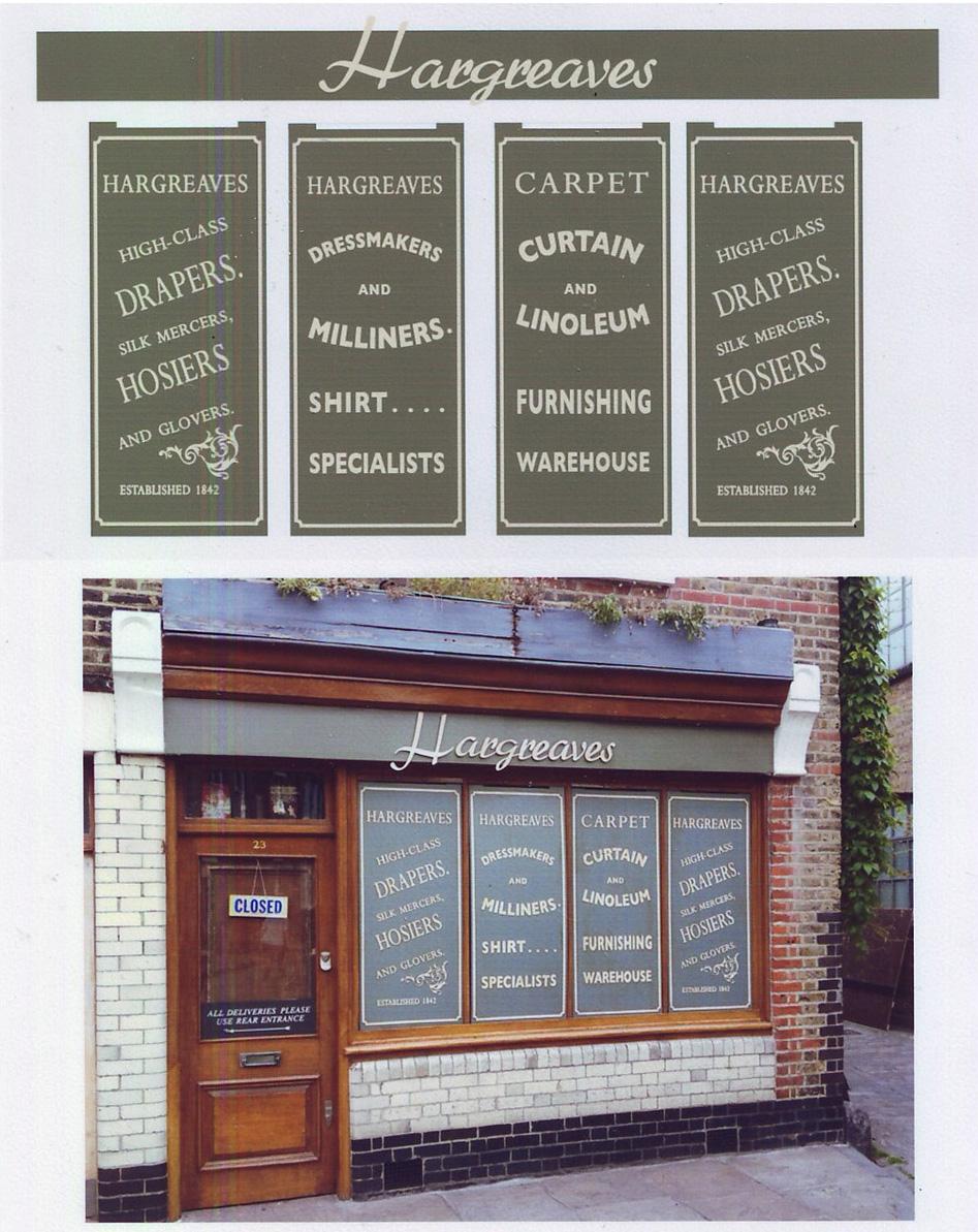 1950s Shop Front