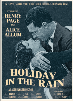 1940s Fictional Film Poster 6