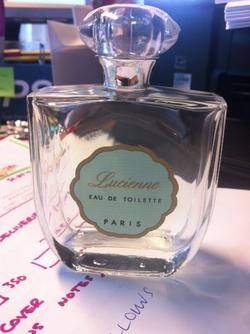 Period Perfume Label