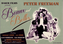 1940s Fictional Film Poster 2