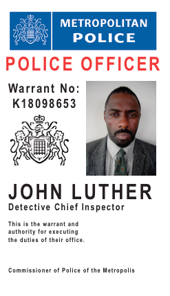 Luther Police ID