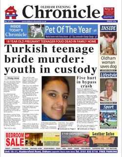 Oldham Chronicle