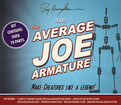 Animation Armature Packaging