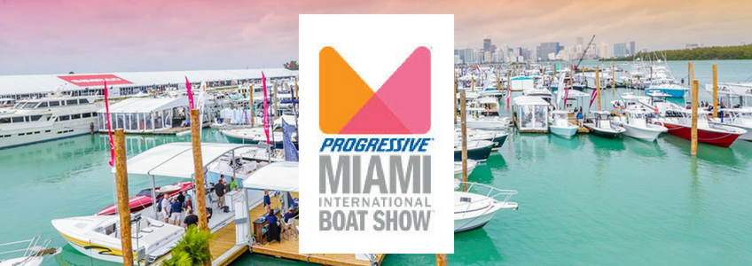 Miami Boat Show - Event Staff