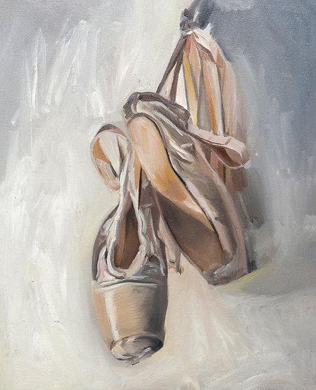 """""""Illumination"""", 16"""" x 20"""", oil on canvas, 2019"""