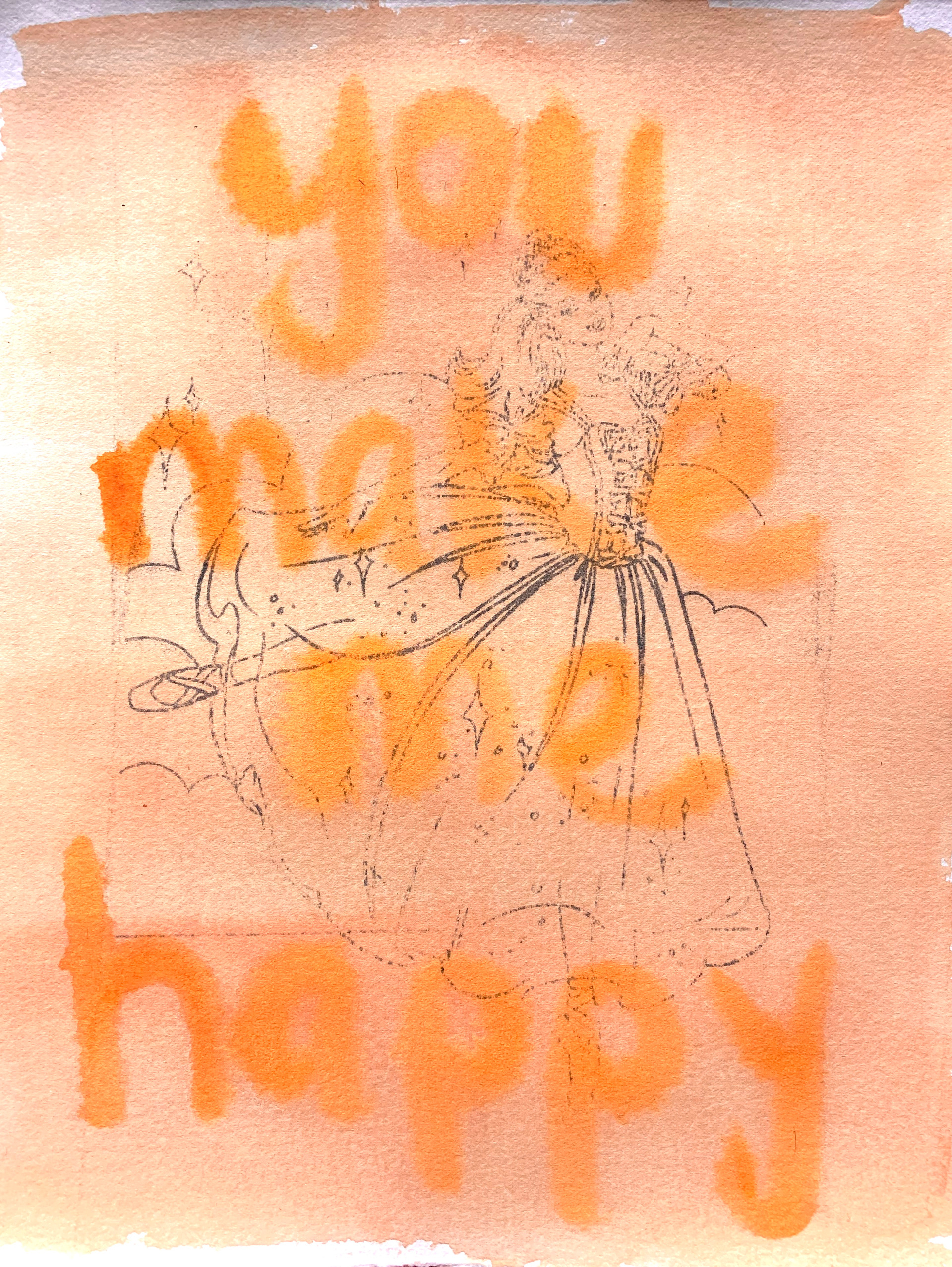 """""""you make me happy"""", truth for a lie series, 8"""" x 10"""", 2020"""