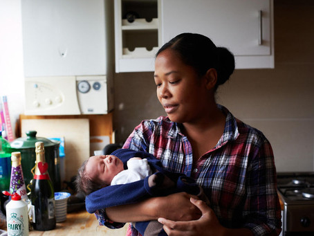 Breastfeeding PostPartum Depression & CBD Oil