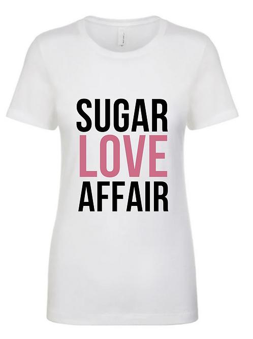 Sugar Love Affair Chic Tee