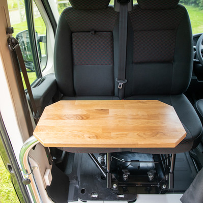 Cab table