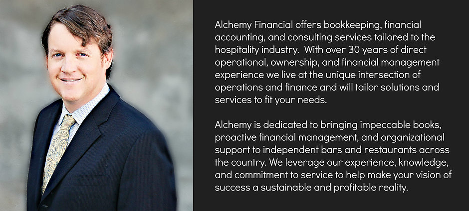 Keith Harmon, partner at Alchemy Financial
