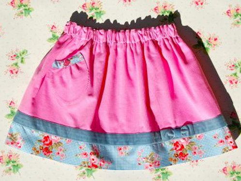 coco cord skirt