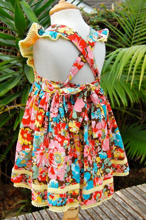 tips twirl dress