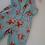 Thumbnail: spring blossoms jumpsuit