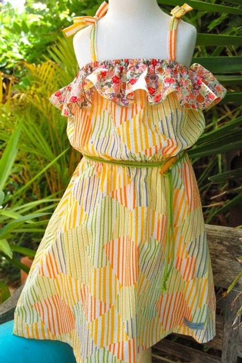 seersucker sasha dress