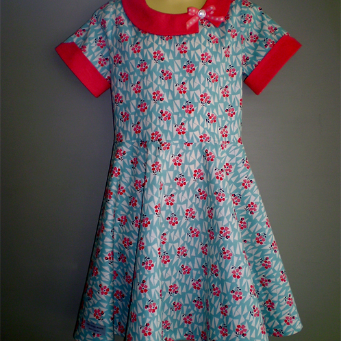 rita retro inspired dress