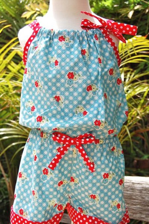 boppy playsuit