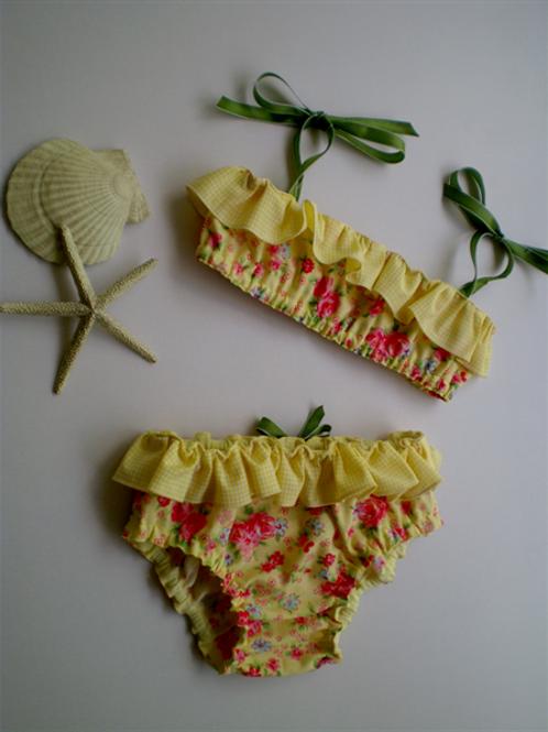 sunshine and roses bikini