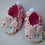 Thumbnail: bunny shoes - pink floral