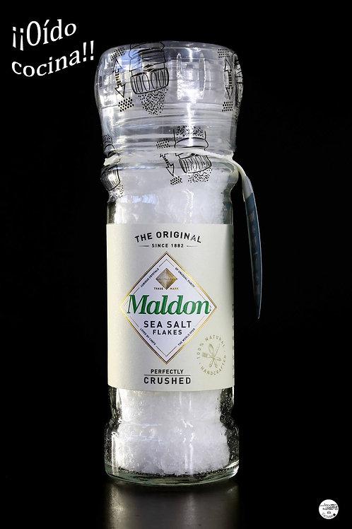 Molinillo Sal Maldon 50gr (6und)