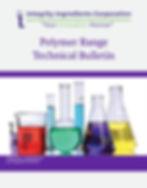 Polymer Range Technical Bulletin Brochur