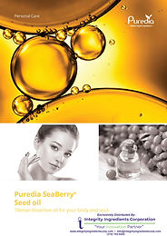 Puredia Seaberry Seed Oil - Oct 2020 (i2