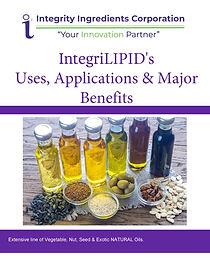 IntegriLIPID Uses and Applications Janua