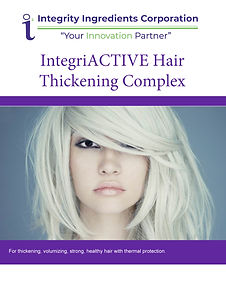 IntegriACTIVE Hair Thickening Complex Br
