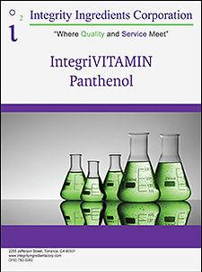 IntegriVITAMIN Panthenol