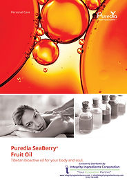 Puredia Seaberry Fruit Oil - Oct 2020 (i