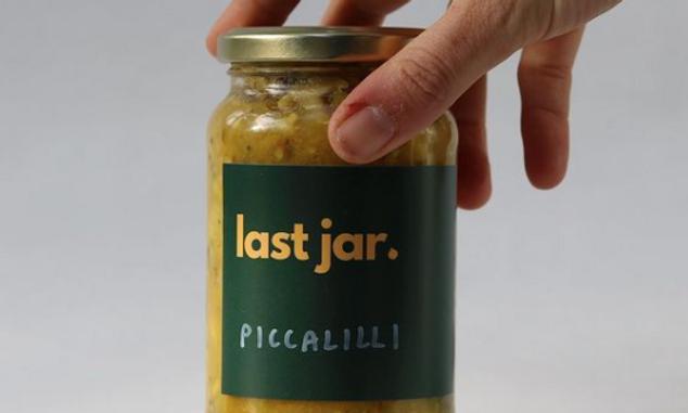 Last Jar Piccalilli 400g
