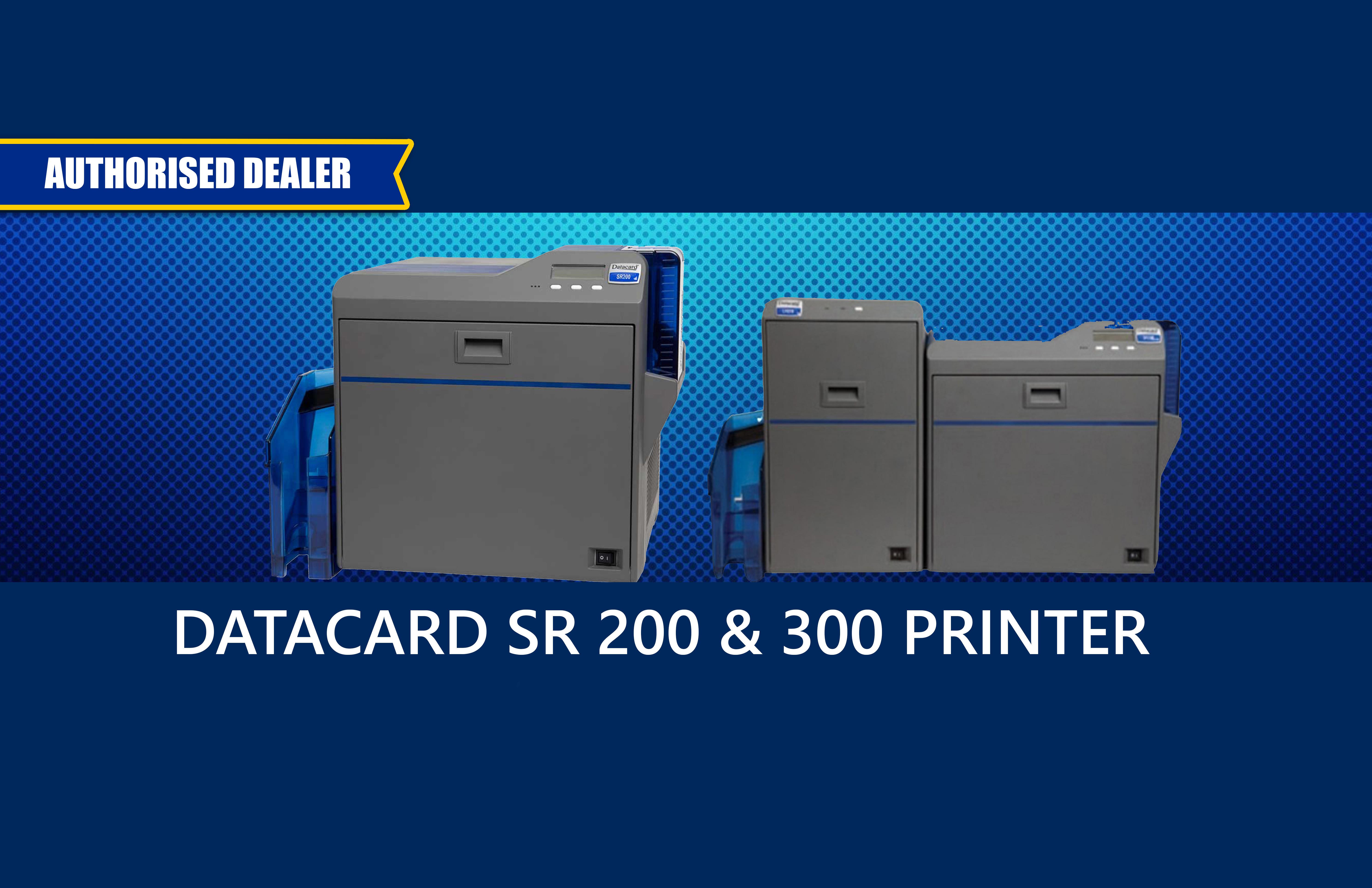 DATA CARD SR 200 300