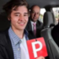 P plate driver Perth