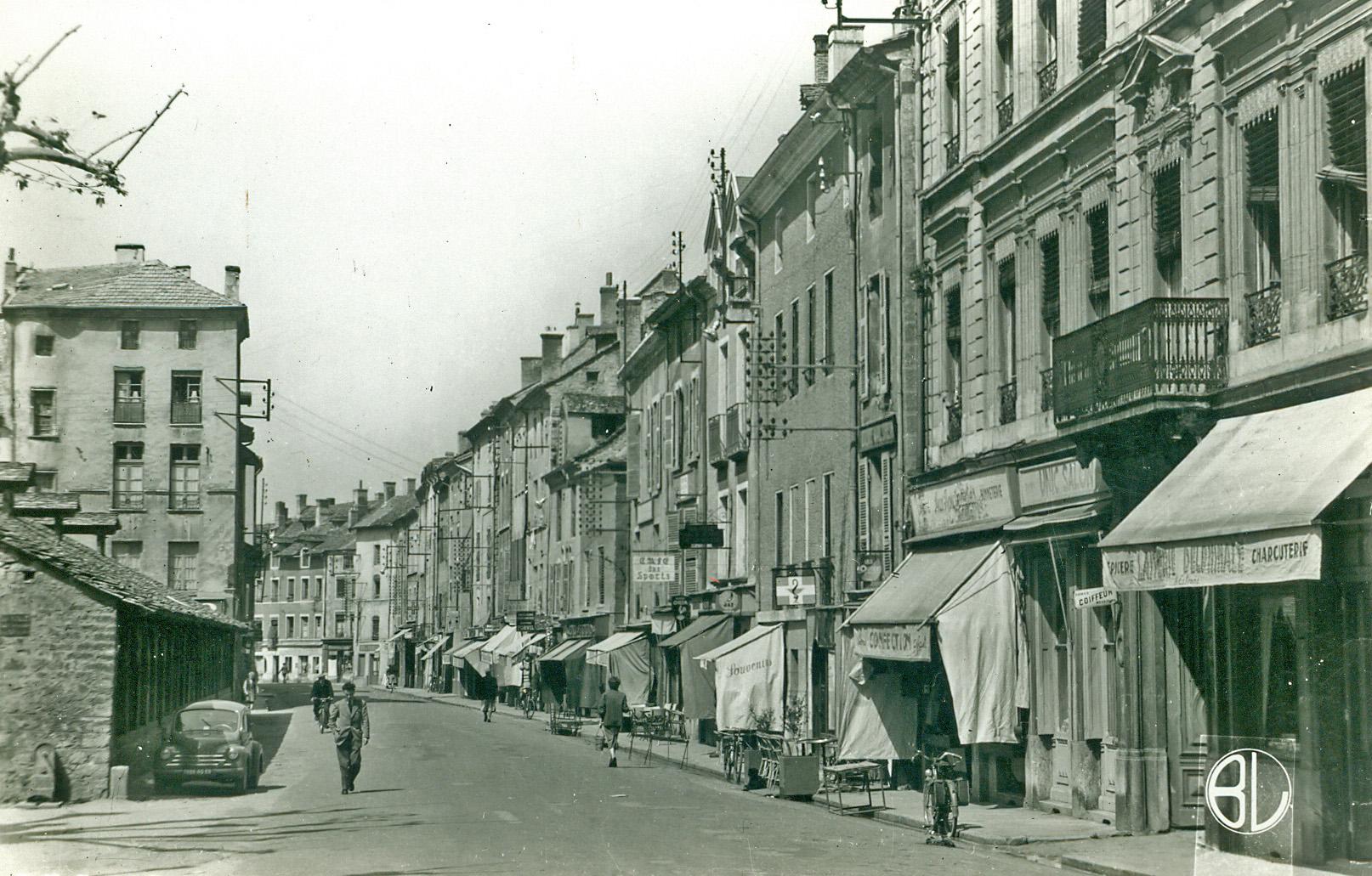 Rue colonel Bel
