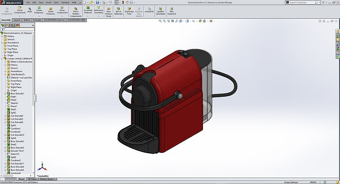 Modelado 3D. Maqueta Virtual. Software de diseño paramétrico