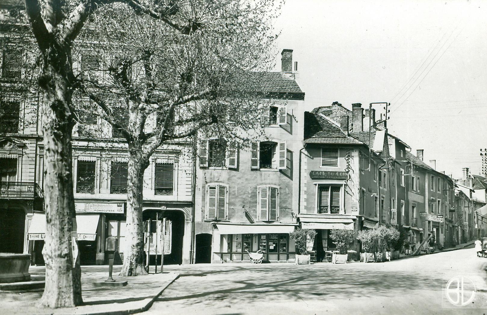 Place de la Poype