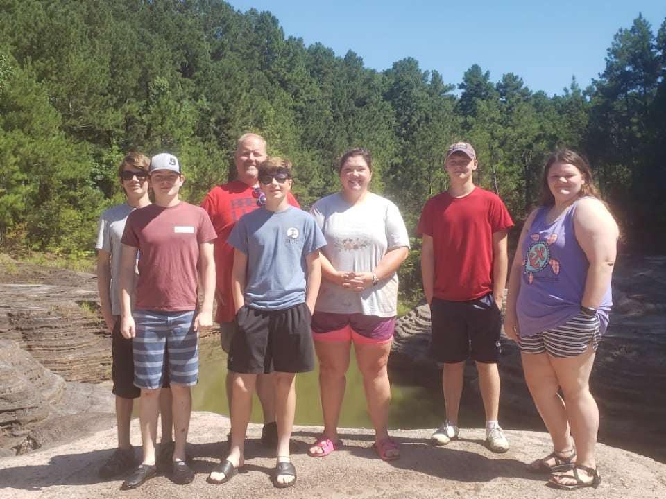 Youth Lake Day 1