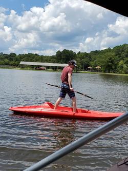 Youth Lake Day 5