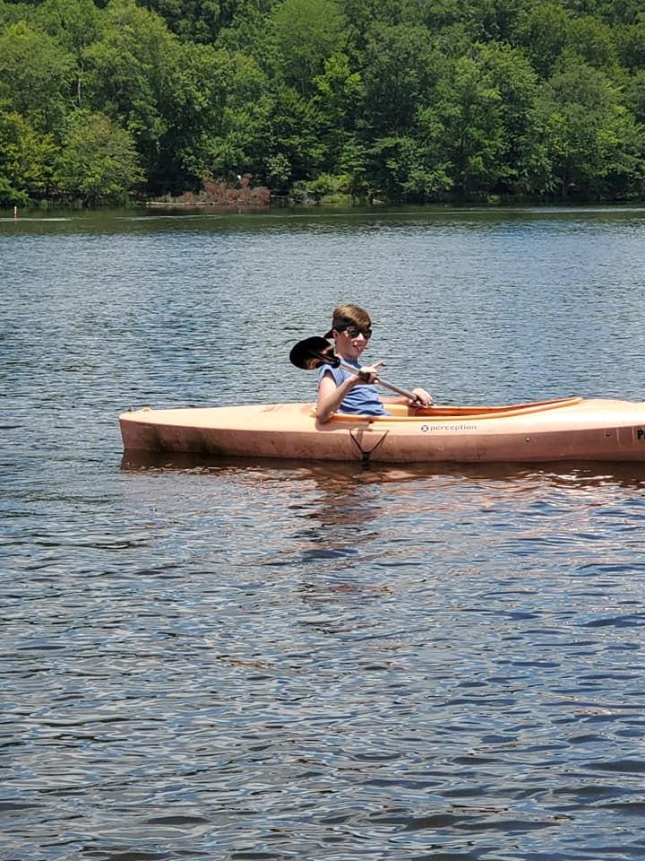 Youth Lake Day 6